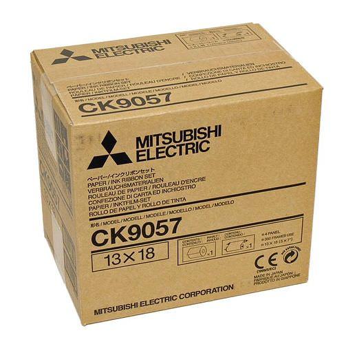 MITSUBISHI CK 9057 13x18cm (5x7inch) für 350 Bilder