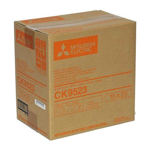 MITSUBISHI CK 9523 15x23cm (6x9inch) für 270 Bilder