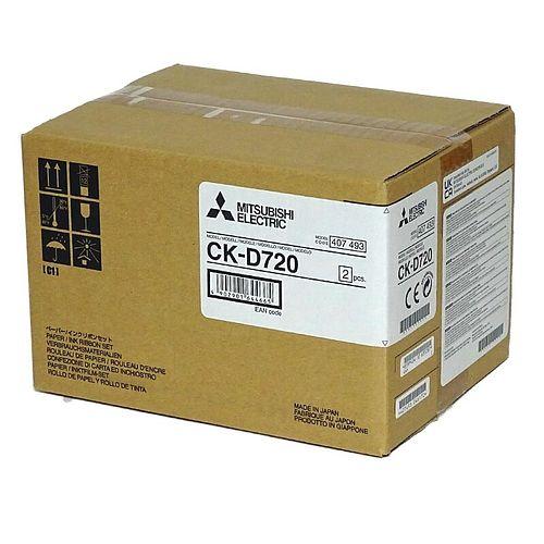 MITSUBISHI CK D 720 15x20 cm für 400 Bilder (2x200)