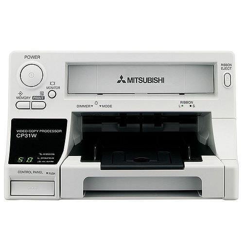 MITSUBISHI CP 31 W Video Farb Medizindrucker / Medical Printer