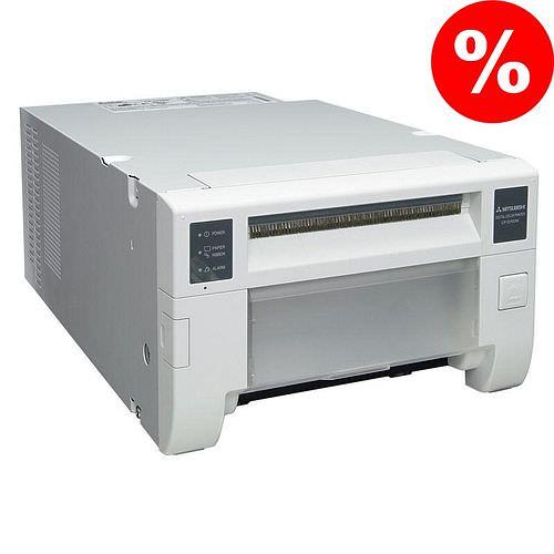 MITSUBISHI CP D70 DW Fotodrucker / Thermodrucker **aus Demobestand