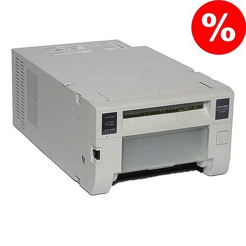 MITSUBISHI CP D70 DW Fotodrucker / Thermodrucker **Gebraucht-Gerät