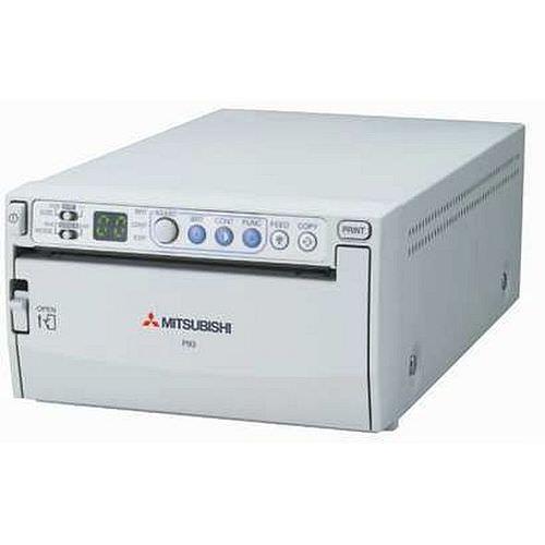MITSUBISHI P 93 DW Digitaler Schwarzweiß Medizindrucker / Medical Printer