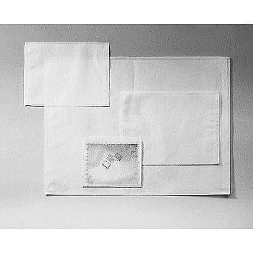 PERGAMINHÜLLEN 4x5 inch / 10,2 x 12,7 cm 100 Blatt Breitseite offen