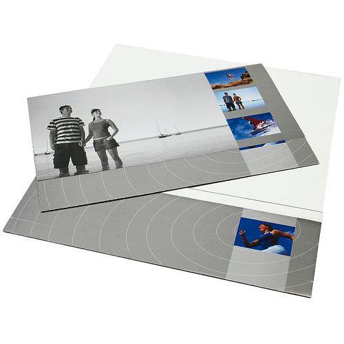 Bildertaschen Maxi SilverLine für Formate bis 13x18 600 Stück