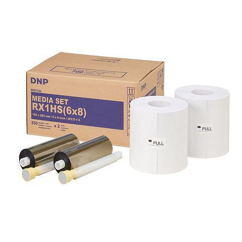 DNP Mediaset für DS-RX1 HS Drucker 15x20cm (6x8inch) für 700 Prints