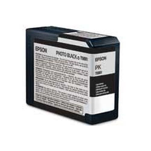 EPSON T5801 Tintenpatrone photo schwarz 80ml für Stylus Pro 3800 und Pro 3880