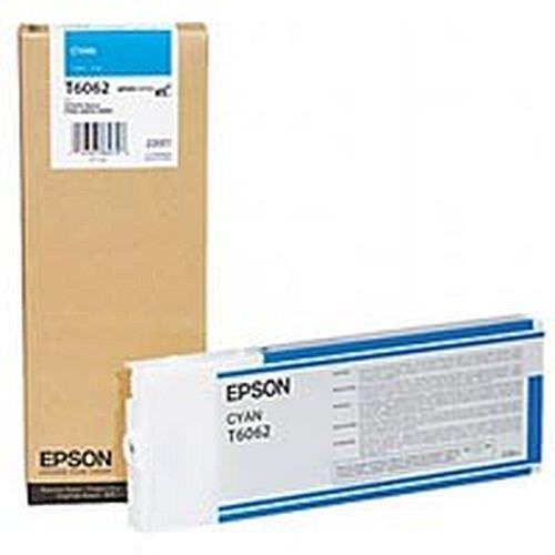 EPSON T6062 Tintenpatrone cyan 220ml für Stylus Pro 4800/4880