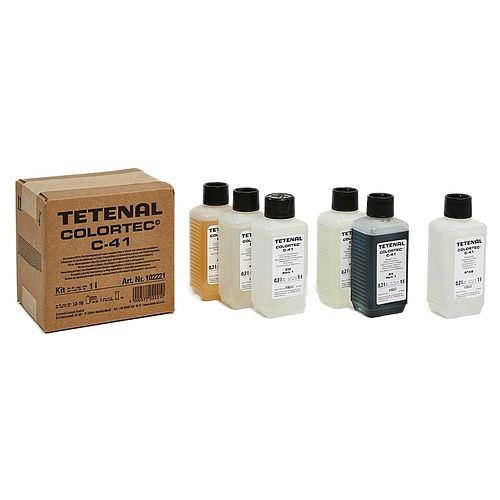 TETENAL Colortec C-41 Kit Rapid 2-Bad 1 Liter