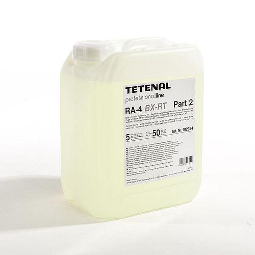 TETENAL professionalline RA-4 Bleichfixierbad und Regenerator BX-RT Part 2, 5 Liter