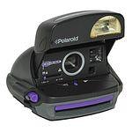POLAROID 600 Kamera 90s style Round Refurbished