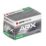 AGFAPHOTO Pan APX 400 Schwarzweißfilm, 135-36