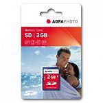 AGFAPHOTO Secure Digital SD 2 GB Class 4 Eco