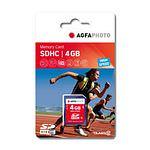 AGFAPHOTO Secure Digital SDHC 4 GB High Speed Class 10