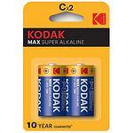 KODAK Baby KC-2 / LR14 Alkaline Max 2 Stück