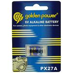 GOLDEN POWER PX 27 Alkaline 6 Volt 1 Stück