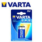 VARTA 4922 Block Alkaline 9 Volt 1 Stück