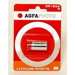 AGFAPHOTO CR123A Lithium 3 Volt 1 Stück