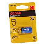 KODAK K123LA Lithium 3 Volt 1 Stück