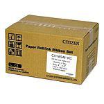 CITIZEN Mediaset für CX 10x15cm (4x6inch) für 800 Bilder