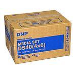 DNP STICKER Mediaset für DS 40 Drucker 10x15cm (4x6inch) für 800 Prints
