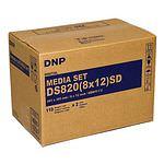 DNP Mediaset für DS 820 Drucker 20x30cm (8x12inch) SD für 2x 110 Prints