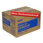 DNP Mediaset für DS 40 Drucker OHNE Rückseitendruck 10x15cm (4x6inch) für 800 Prints