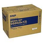 DNP Mediaset für DS 80 Drucker 20x30cm (8x12inch) für 2x 110 Prints