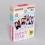 FUJI Instax Mini SHINY STAR Film, 1x 10 Aufnahmen