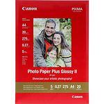 CANON PP 201 Photo Paper glossy 270g A4 20 Blatt