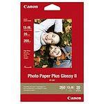 CANON PP 201 Photo Paper Plus Glossy 260G 13x18 20 Blatt