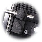 HEDLER Reflexschirmhalter für Hs, H, D, F-Modelle