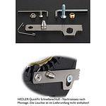 HEDLER QuickFit - Schnelladapter