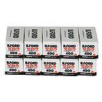 ILFORD XP2 Super 400 Schwarzweißfilm, 120, 10 Stück