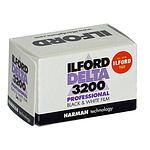 ILFORD Delta 3200 Schwarzweißfilm, 135-36