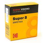 KODAK Vision3 200T 7213 Super 8, 8mm x 15m