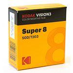 KODAK Vision3 50D 7203 Super 8, 8mm x 15m