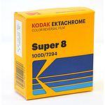 KODAK Ektachrome 100D 7294 Super 8, 8mm x 15m