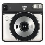 FUJI Instax SQUARE SQ6 Sofortbild-Kamera Pearl White