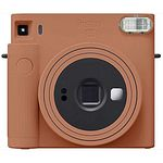 FUJI Instax SQUARE SQ1 Sofortbild-Kamera Terracotta Orange