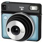 FUJI Instax SQUARE SQ6 Sofortbild-Kamera Aqua Blue