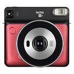 FUJI Instax SQUARE SQ6 Sofortbild-Kamera Ruby Red