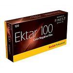 KODAK Ektar 100 Negativ-Farbfilm, Professional 120 Rollfilm 5 Stück