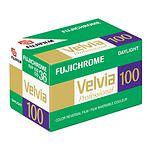 FUJI Velvia 100 Dia-Farbfilm (Umkehrfilm), 135-36 RVP-100  08/2021 MHD