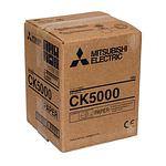 MITSUBISHI CK 5000 Papier 20x30cm für 250 Bilder oder 20x25cm 300 Bilder