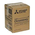 MITSUBISHI CK 5000HG Papier 20x30cm für 240 Bilder oder 20x25cm 300 Bilder NEU !!