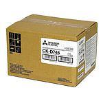 MITSUBISHI CK D 746 10x15cm (4x6inch) für 800 Bilder (2x400)