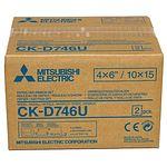MITSUBISHI CK D 746U 10x15cm (4x6inch) für 800 Bilder (2x400)