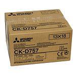 MITSUBISHI CK D 757 13x18cm (5x7inch) für 460 Bilder (2x230)