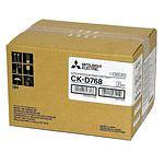 MITSUBISHI CK D 768 15x20cm (6x8inch) für 400 Bilder (2x200)